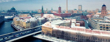 Berlin im Winter - © Berlinpictures / Fotolia.com