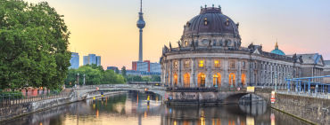 Bode Museum in Berlin - © Noppasin Wongchum/gettyimages.com