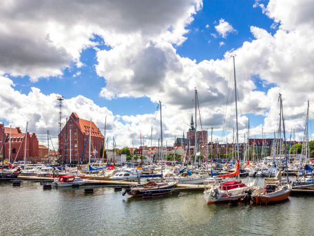 Stralsunds Hafen - © pure-life-pictures/Fotolia.com