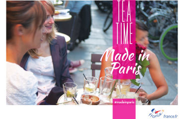 Tea Time - Made in Paris