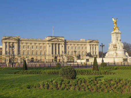 Buckingham Palace in London - © mikeinlondon / 2016 Thinkstock.