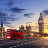 London City mit Doppeldeckerbus - © Antonio GAUDENCIO/fotolia.com