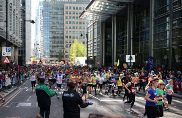 London Marathon - © IR_Stone / 2016 Thinkstock.