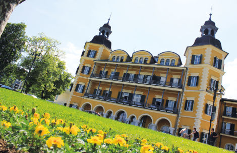 Schlosshotel am Wörthersee in Velden