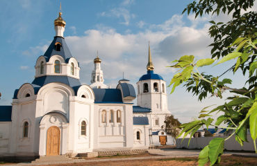 Orthodoxe Kathedrale in Ulan Ude - © Roland Jung/Fotolia.com