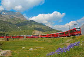 Bernina Express - © tibert.ch