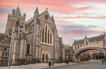 St. Patrick Cathedral in Dublin - © jovannig/Fotolia.com