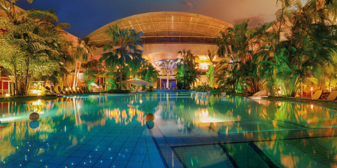 Therme Erding, Vitaltherme