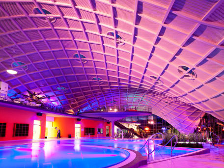 Hotel an der Therme Bad Orb Toskana Therme - © Hotel an der Therme