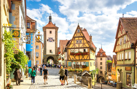 rothenburg-ob-der-tauber - © pure-life-pictures/stock.adobe.com
