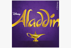 Logo Disneys ALADDIN - © Stage Entertainment