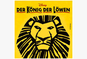 Logo Disneys KÖNIG DER LÖWEN - © Stage Entertainment