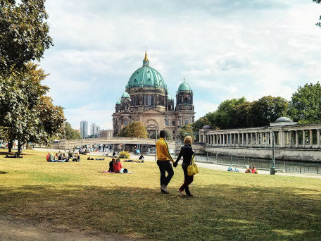 Top Destination Berlin - © EyeEm/gettyimages.com