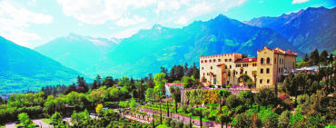 Schloss Traumtmanssdorf - Copyright Suedtirol Marketing_Schloss Trauttmansdorff