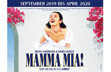 Mama Mia Musical - © Stage Entertainment