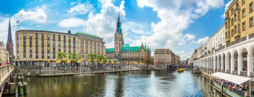 Hamburg Rathaus - ©JFL Photography - stock.adobe.com